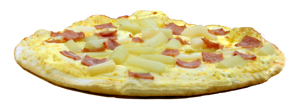 Pizza Spargel
